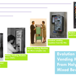 Evolution of vending machines