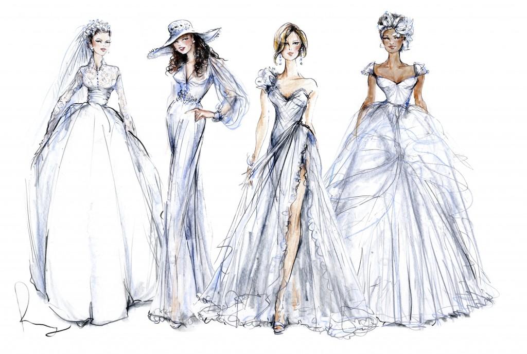 bridal sevices websites