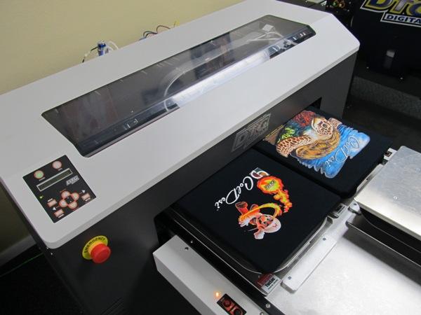 Printing T shirt custom branding