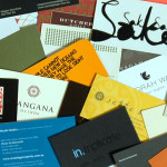 Business Card Design corporate identity