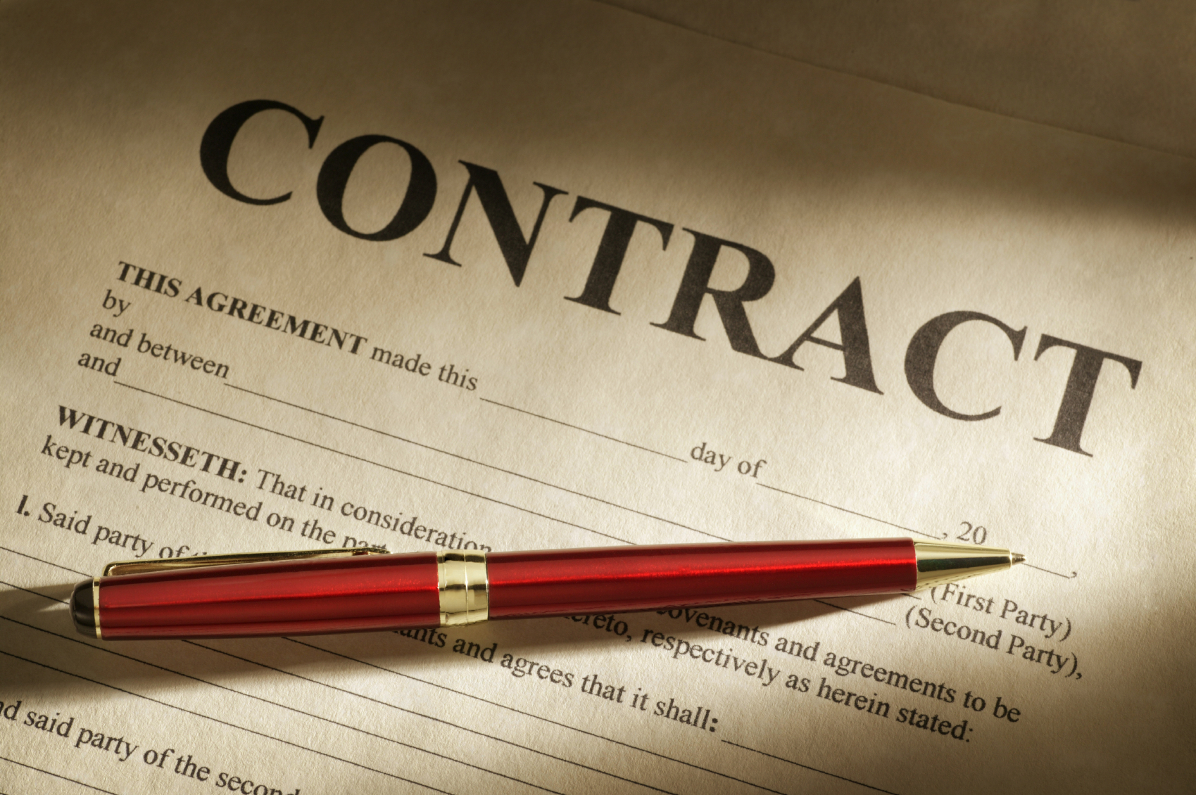 Business Contract Management