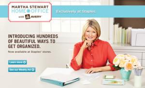Martha Stewart as a personal brand