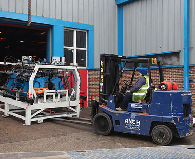 Industrial Removers