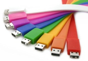USB flash drive promotional product