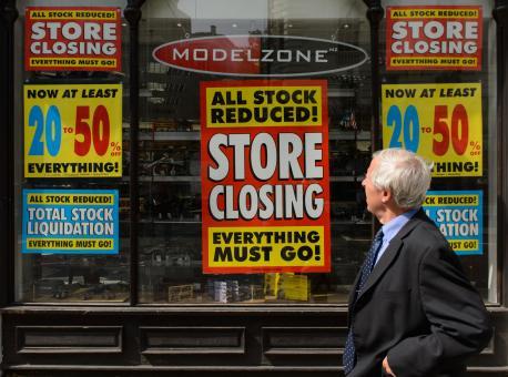 modelzone store closure