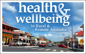 Rural Healthcare in Australia