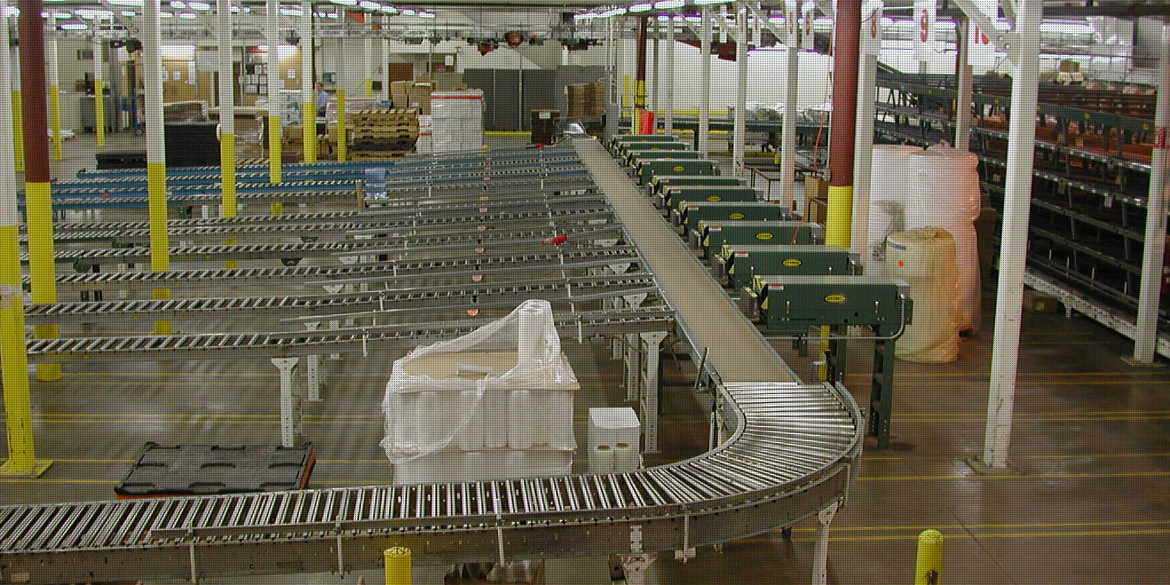 Warehousing efficiency