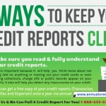 5 ways to keep your credit reports clean thumbnail