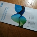 NHS Care data leaflet