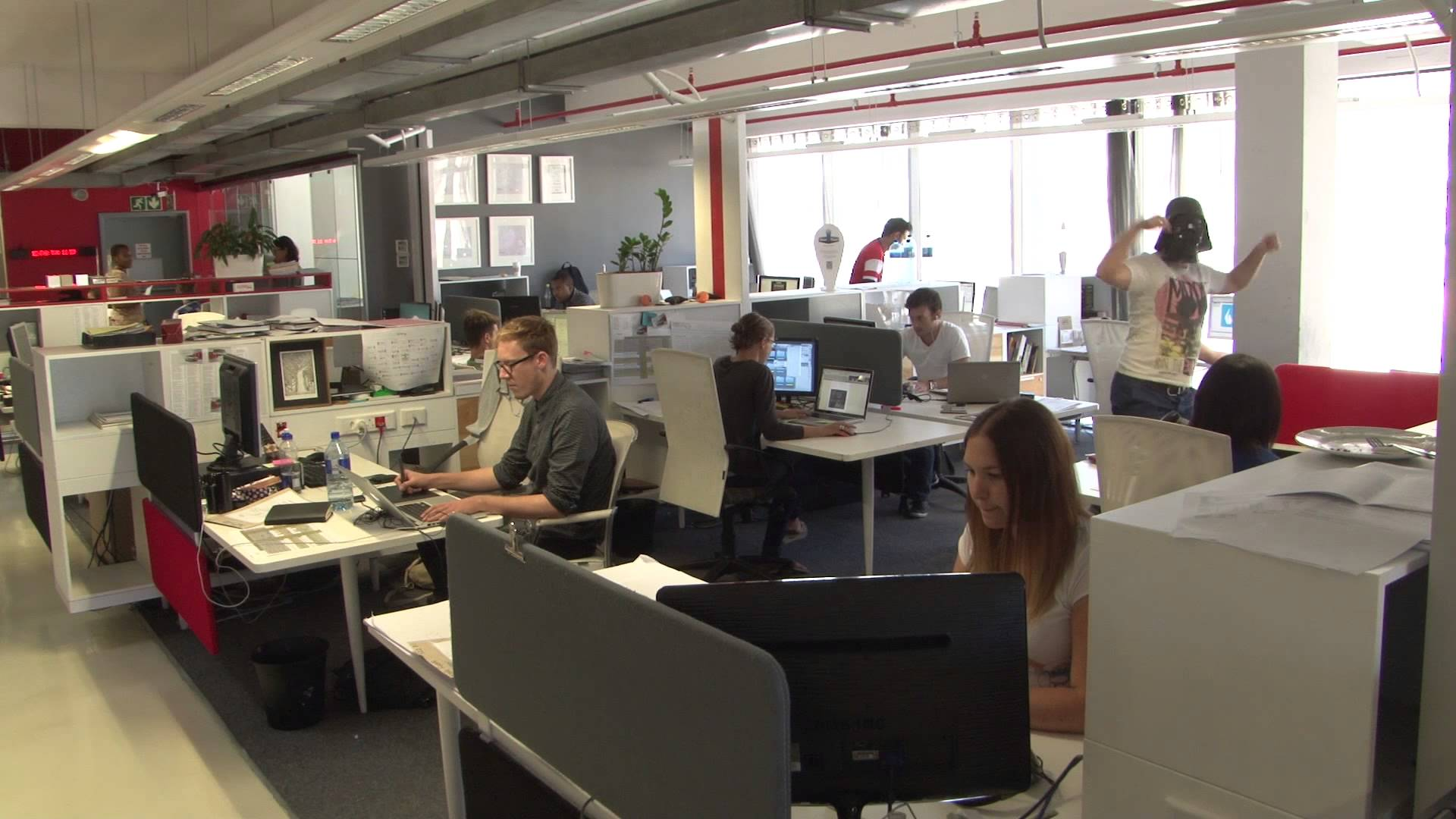 What to expect inside the offices of some of the coolest for Offices ogilvy