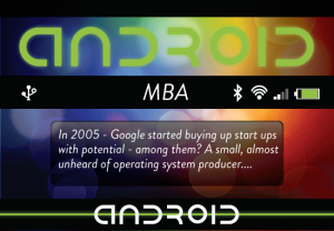 ANDROID-MBA Facts about Android OS Infographic
