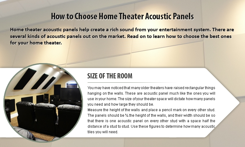 Home Theater Acoustic Panels thumbnails
