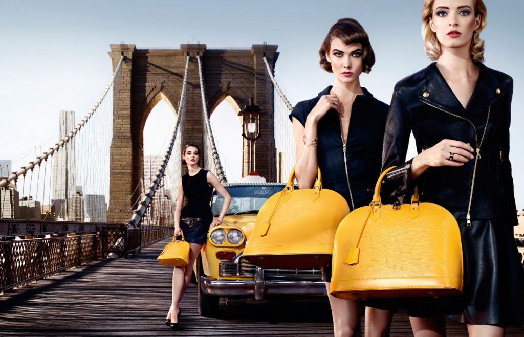 luxury brand advertising