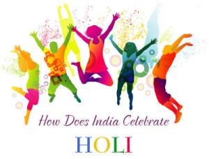 Holi infographics