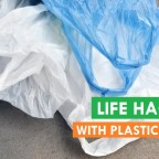life hacks using plastic bags