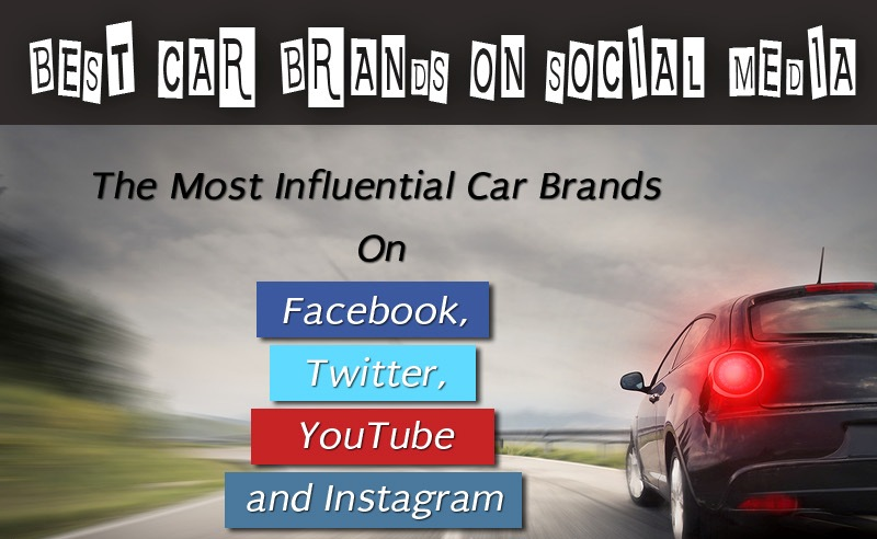 Best Car Brands on Social Media Thumbnail