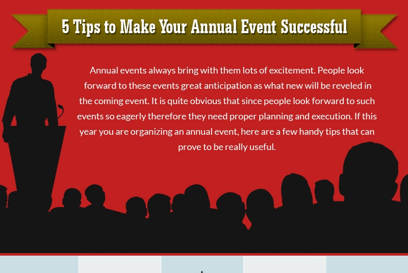 5 Tips to make your Annual Events Successful Thumbnail