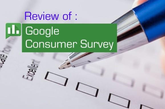 Google Consumer Surveys Review