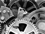 Chaplin in modern times and capitalism