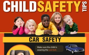 Child Safety Tips Infographic thumb