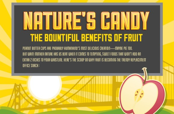 Fruits as healthy snacking option