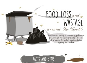Food Loss and Wastage around the World [Infographic] Thumb