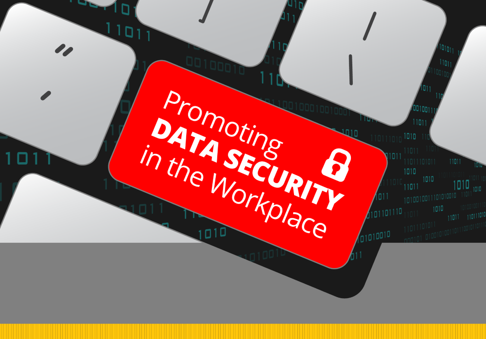 Promoting Data Security in the Workplace UAB Thumb