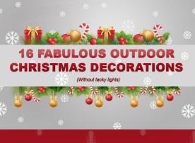 Christmas Decorations Thumb
