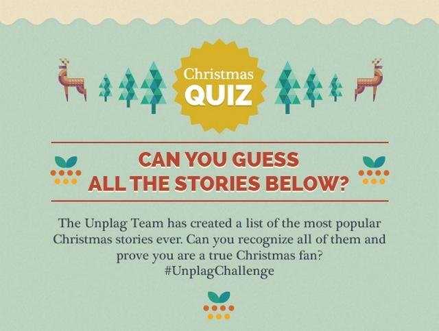 Christmas Stories Quiz