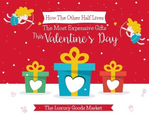 The Most Expensive Gifts This Valentine's Day-Infographic thumb