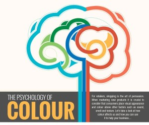 The Psychology of Colour in Branding [Infographic]