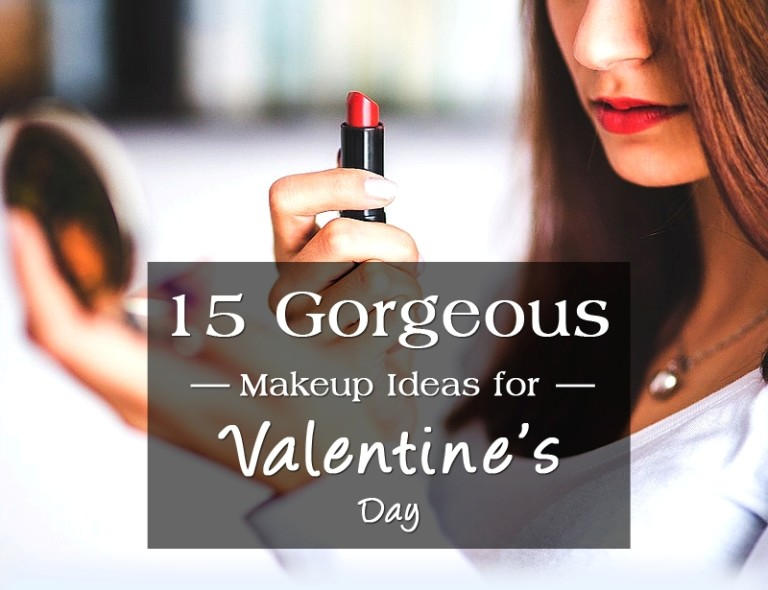 15 Gorgeous Makeup ideas for Valentine's Day Thumb