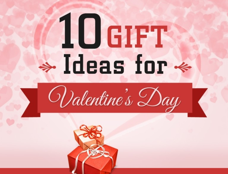 Gift Ideas for Valentine's Day Thumb