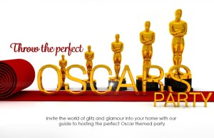 How To Throw A Perfect Oscars Party [Infographic]