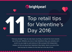 Valentine's day retail top tips infographic thumb