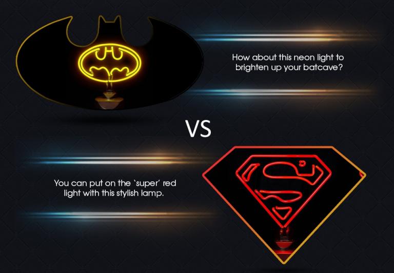 BATMAN v SUPERMAN- Battle of the bedrooms [Infographic] Thumb
