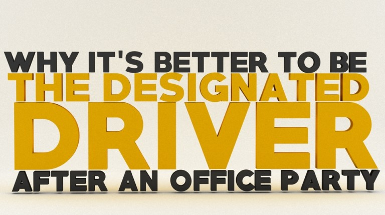 Benefits of being the designated driver [Infographic] Thumb