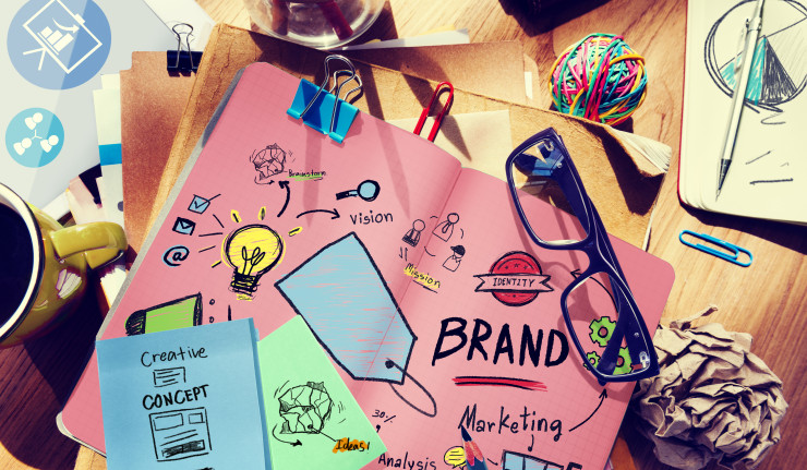 Brand building in overcrowded markets