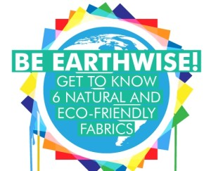 Get to know 6 natural and eco-friendly fabrics [Infographic]