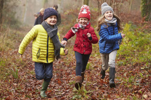 Outdoor Play And The Benefits For Young Children