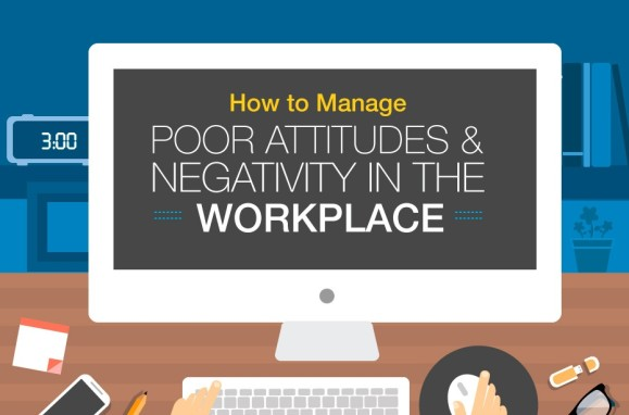 Poor attitudes and negativity in the workplace thumb