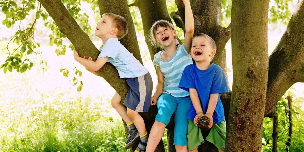 Outdoor Play And The Benefits For Young Children The