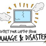 Protect Your Laptop from Damage & Disaster – Infographic Thumb