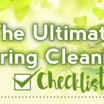 Ultimate Spring Cleaning Checklist Infographic thumb
