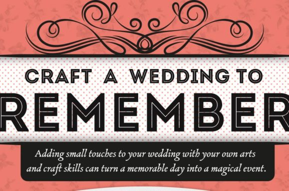 Craft a wedding infographic