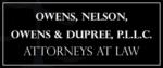 Owens, Nelson, Owens & Dupree, PLLC