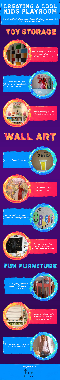 Creating a Cool Kids Playroom