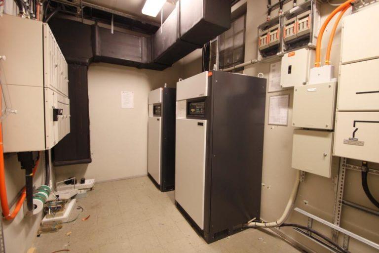 Unintruppted Power Supply (UPS) Installation