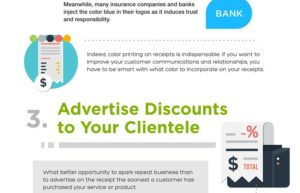 6 Ways that Thermal Receipt Paper Can Act as a Marketing Tool [Infographic]