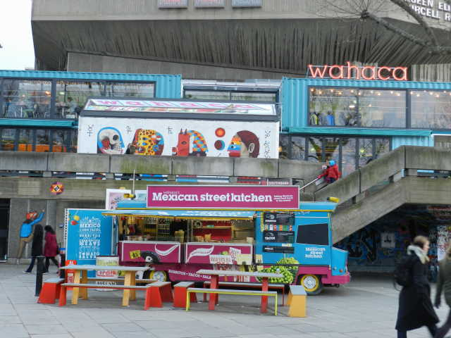 Re using shipping containers for more than just accommodation the local brand - Wahaca shipping container restaurant ...